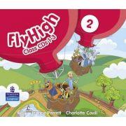Fly High Level 2 Class CDs - Jeanne Perrett
