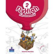 Fly High Level 2 Fun Grammar Pupils Book - Katerina Stavridou