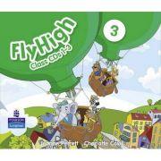 Fly High Level 3 Class CDs - Jean Perrett
