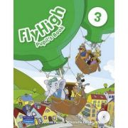 Fly High Level 3 Pupil's Book and CD Pack - Jeanne Perrett
