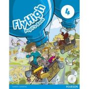 Fly High Level 4 Pupil's Book and CD Pack - Jeanne Perret