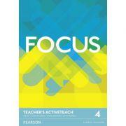 Focus British English Level 4 Teacher's ActiveTeach - Sue Kay