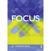 Focus Level 2 Student's Book - Sue Kay