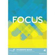 Focus Level 4 Student's Book - Sue Kay