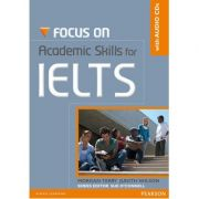 Focus on Academic Skills for IELTS Book with Audio CD - Morgan Terry