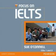 Focus on IELTs Classroom Audio CDs - Sue O'Connell