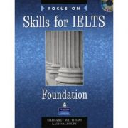 Focus Skill for IELTS Foundation Book and CD Pack - Margaret Matthews