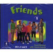 Friends 1 Global Class CD3 - Carol Skinner