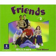 Friends 2 Global Class CD4 - Liz Kilbey