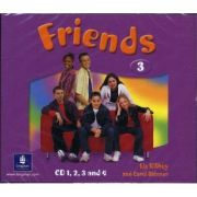 Friends 3 Global Class CD4 - Liz Kilbey