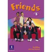 Friends 3 Global Student's Book - Liz Kilbey
