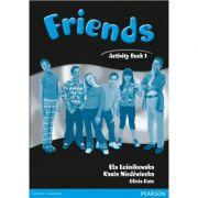 Friends Level 1 Activity Book - Liz Kilbey