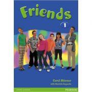 Friends Level 1 Students' Book - Liz Kilbey