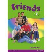 Friends Level 2 Student's Book - Carol Skinner