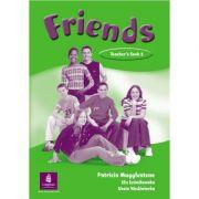Friends Level 2 Teacher's Book - Patricia Mugglestone