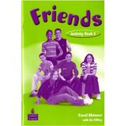 Friends Level 2 Workbook - Liz Kilbey