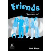 Friends Starter Global Activity Book - Carol Skinner