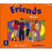 Friends Starter Global Class CD3 - Carol Skinner