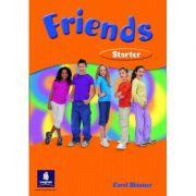 Friends Starter Level Students' Book - Carol Skinner