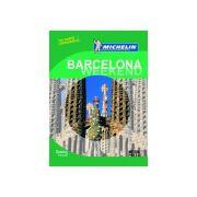 Ghidul Verde Barcelona Weekend - Ghid de calatorie Michelin