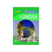 Ghidul Verde Londra Weekend - Ghid de calatorie Michelin