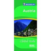 Ghidul verde Michelin Austria - Ghid de calatorie Michelin