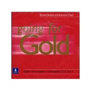 Going for Gold Upper Intermediate Class CD 1-2 - Richard Acklam