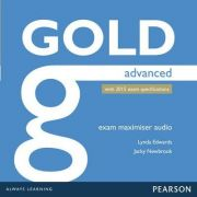 Gold Advanced Exam Maximiser Class Audio CDs - Lynda Edwards