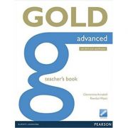 Gold Advanced Teachers Book - Annabell Clementine