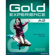 Gold Experience A2 Students' Book with DVD-ROM - Kathryn Alevizos