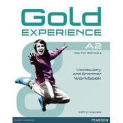 Gold Experience A2 Workbook without key - Kathryn Alevizos