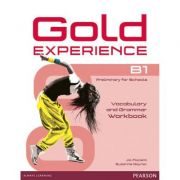 Gold Experience B1 Workbook without key - Jill Florent