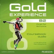 Gold Experience B2 Class Audio CDs - Lynda Edwards