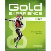 Gold Experience B2 Students' Book and DVD-ROM Pack - Lynda Edwards