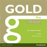 Gold First New Edition Class Audio CDs - Ian Bell