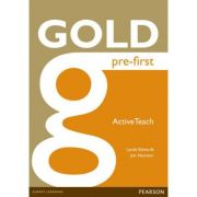 Gold Pre-First Active Teach - Lynda Edwards