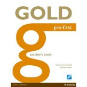 Gold Pre-First Teacher's Book - Clementine Annabell