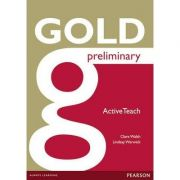 Gold Preliminary Active Teach - Clare Walsh