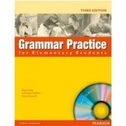 Grammar Practice Elementary Book and CD-ROM no Key - Steve Elsworth