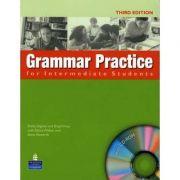 Grammar Practice for Intermediate Student Book no key pack - Steve Elsworth