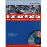 Grammar Practice for Pre-Intermediate Student Book no key pack Paperback - Steve Elsworth