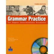 Grammar Practice for Upper-Intermediate Student Book no Key Pack - Steve Elsworth