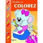 Imi place sa colorez - Vol. III