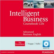 Intelligent Business Advanced Coursebook Audio CD 1-2 - Tonya Trappe