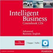 Intelligent Business Advanced Coursebook Audio CD 1-2 - Tonya Trappe