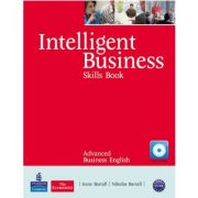 Intelligent Business Advanced Skills Book with CD-ROM - Irene Barrall