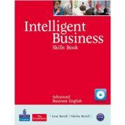 Intelligent Business Advanced Skills Book with CD-ROM - Irene Barrall