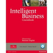 Intelligent Business Elementary Course Book with Class Audio CD - Irene Barrall
