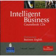 Intelligent Business Elementary Coursebook Audio CD 1-2 - Irene Barrall