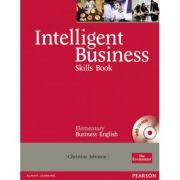 Intelligent Business Elementary Skills Book with CD-ROM - Christine Johnson